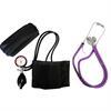 2-Schlauchgerät + Stethoskop Rappaport violett