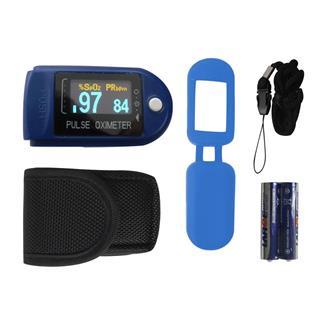 Finger-Pulsoximeter OLED Contec Modell CMS 50 D