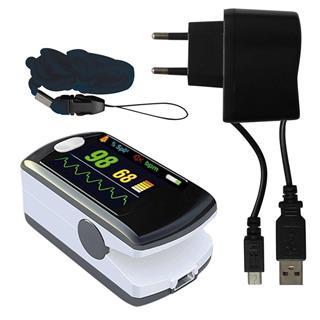 Finger-Pulsoximeter OLED Contec Modell CMS 50 E