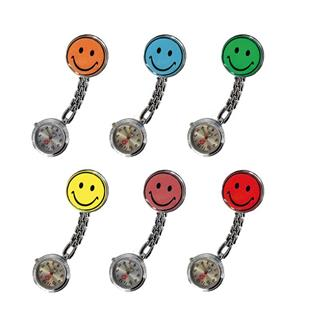 Schwesternuhren-Set Smiley, 6er Set