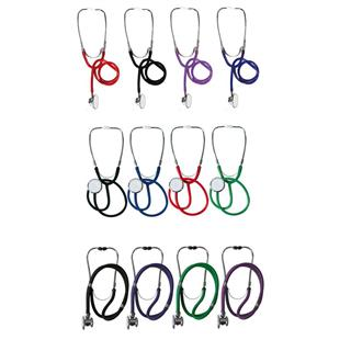 Stethoskope, verschiedene Ausführungen und Farben
