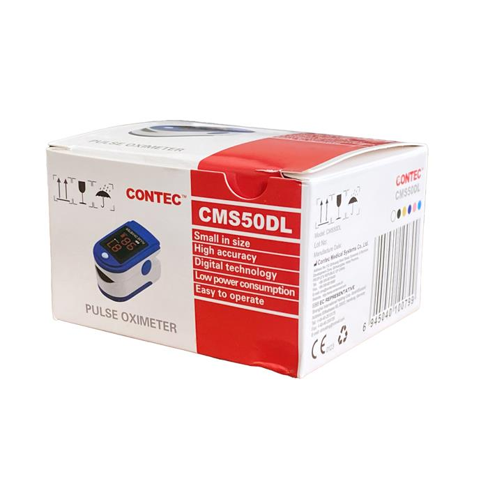 Finger-Pulsoximeter LED Contec Modell CMS 50 DL