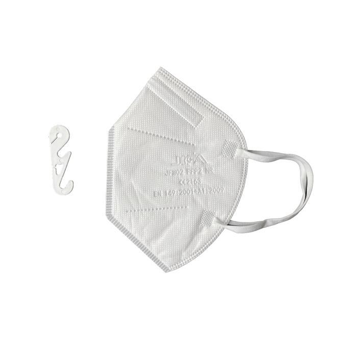 Atemschutzmaske FFP 2 ohne Ventil, CE 0534