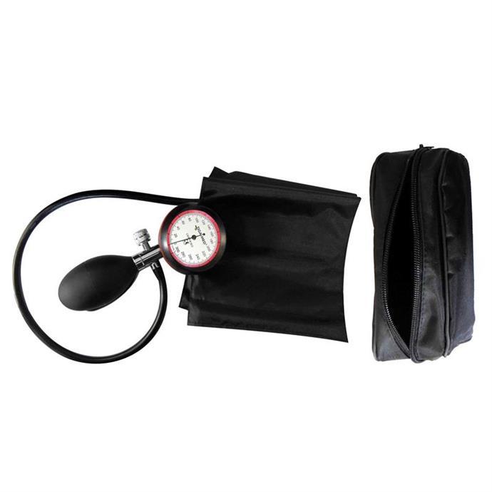 1-Schlauchgerät + Stethoskop Doppelkopf rot