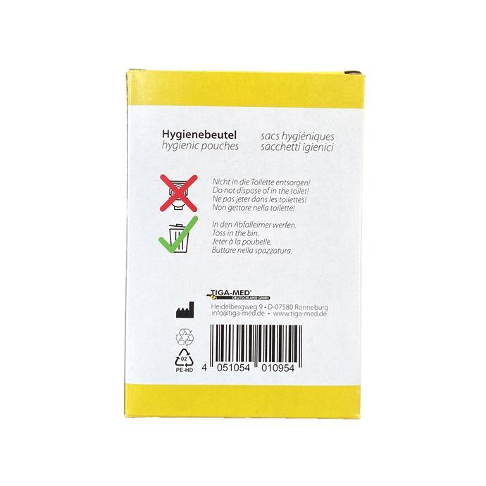 Hygienebeutel, Box à 30 Stück