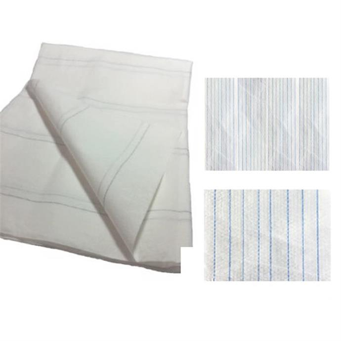 Trage-/Schutzlaken, 8-fach, 100x210cm, Pack à 100 Stück