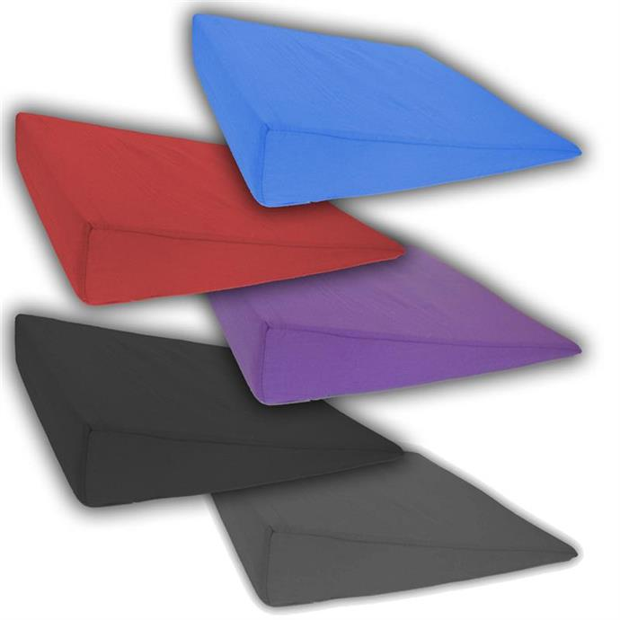Sitzkeilkissen, ca. 37 x 37 x 7/1 cm